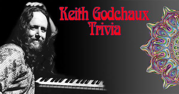 Keith Godchaux trivia from Grateful Dead of the Day